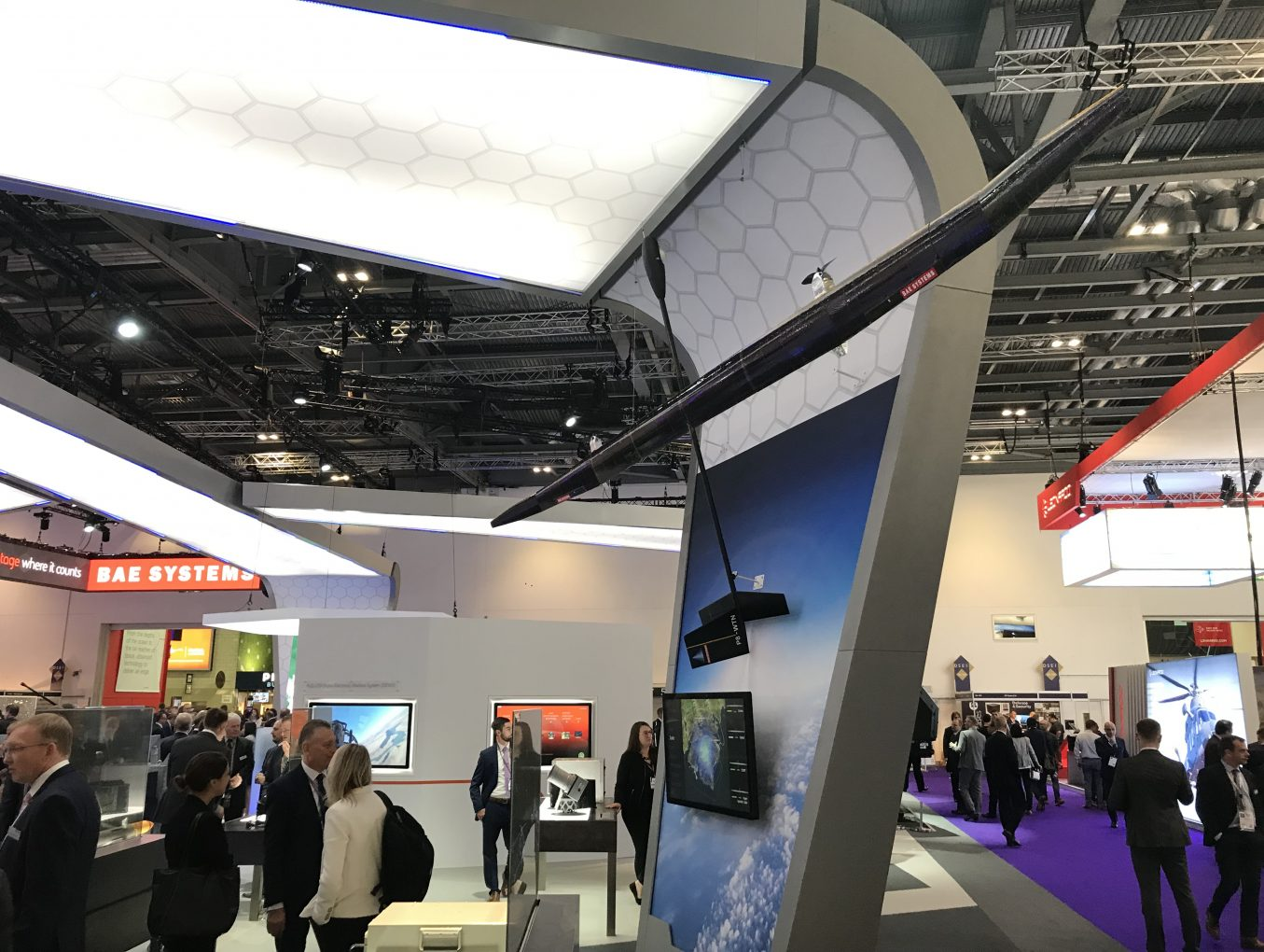 BAE and Prismatic at DSEI