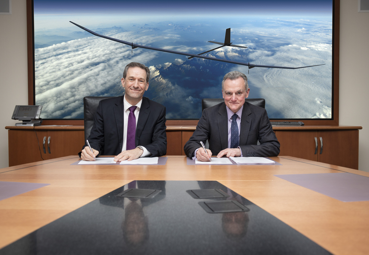 Prismatic signs collaboration agreement with BAE Systems for PHASA-35 HALE UAV