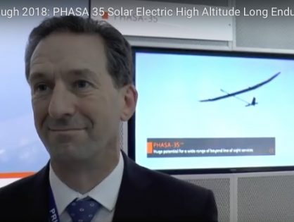 Further press coverage for PHASA-35