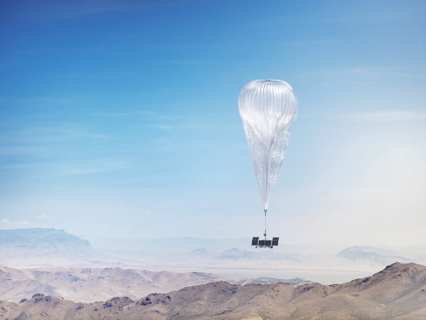 Goodbye to Project Loon.